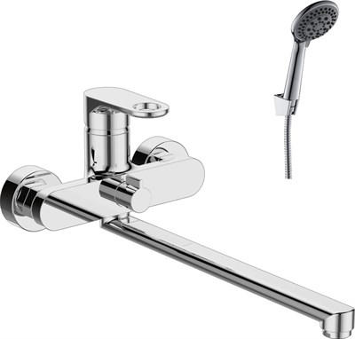 Смеситель Rossinka RS33-32 для ванны универсальный - фото 157709