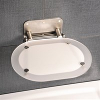 Сиденье для душа Ravak OVO Chrome clear/stainless B8F0000029