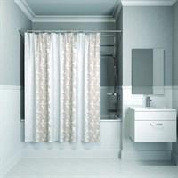Штора для ванной комнаты 180*180см полиэстер B14P118i11 IDDIS