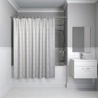 Штора для ванной комнаты 200*180см полиэстер D02P218i11 IDDIS