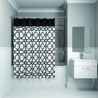 Штора для ванной комнаты 200*180см полиэстер B11P218i11 IDDIS