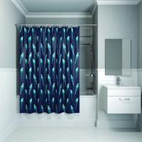 Штора для ванной комнаты 200*180см полиэстер B08P218i11 IDDIS