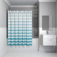 Штора для ванной комнаты 180*180см полиэстер B05P218i11 IDDIS