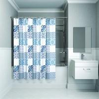 Штора для ванной комнаты 180*180см полиэстер B03P118i11 IDDIS