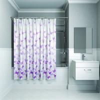 Штора для ванной комнаты 180*180см полиэстер B01P118i11 IDDIS