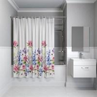 Штора для ванной комнаты 180*180см PEVA P06PV11i11 IDDIS