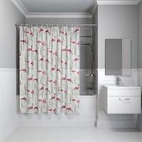 Штора для ванной комнаты 180*180см PEVA P04PV11i11  IDDIS