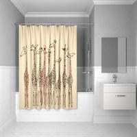 Штора для ванной комнаты 180*200 см полиэстер Safari Friends IDDIS 570P18Ri11