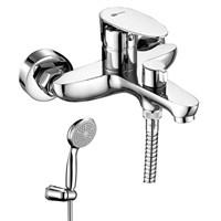 Смеситель Lemark Nero LM0214C для ванны