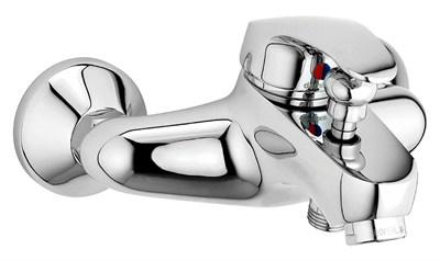 Смеситель Damixa Lyra 511000000 для ванны с душем - фото 157587