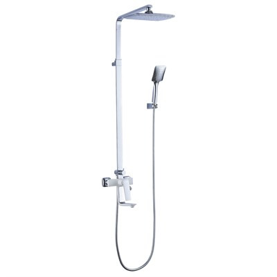 Душевая система Lemark Allegro LM5962CW для ванны и душа - фото 261016