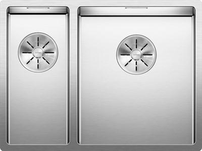Кухонная мойка Blanco CLARON 340/180-IF (521608) - фото 304875
