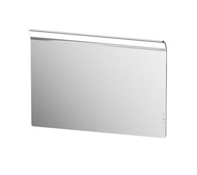 Зеркало Am.Pm Inspire V2.0 100 с подсветкой с системой антизапотевания стекла  (M50AMOX1001SA) - фото 324103