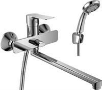 Смеситель Rossinka RS27-33 для ванны универсальный