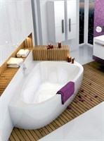 Акриловая ванна Ravak LoveStory II Левая 196x139 (C751000000)