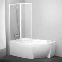 Шторка для ванны Ravak VSK2 Rosa 160 Левая транспарент (76L90100Z1)
