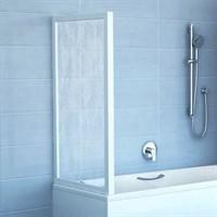Неподвижная стенка для ванны Ravak APSV 70 Supernova 95010102Z1 (белый+транспарент)