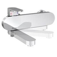 Смеситель для ванны Ravak Chrome CR 022.00/150 с поворотным изливом (X070042)
