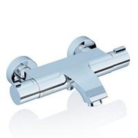 Смеситель для ванны Ravak термостатический Termo TE 082.00/150 настенный (X070046)