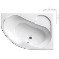Акриловая ванна Ravak Rosa I 140x105 Правая (CV01000000)