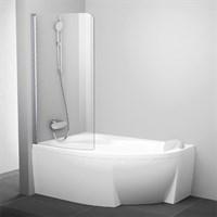 Шторка на ванну Ravak Rosa CVSK1 160/170 L Transparent 7QLS0C00Y1