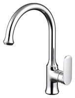 Смеситель Bravat Opal F7125183CP для кухонной мойки