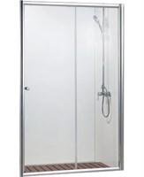 Душевая дверь BRAVAT Drop в нишу одна раздвижная дверь 1200x2000 (BD120,4100A)