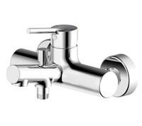 Смеситель для ванны короткий излив BRAVAT Palace F6172217CP-01-RUS (F6172217CP-01-RUS)