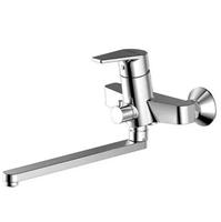 Смеситель для ванны длинный излив BRAVAT Line F65299C-LB-RUS (F65299C-LB-RUS)