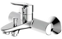 Смеситель для ванны с коротким изливом Bravat Drop (F64898C-01A)