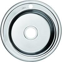 Мойка нержавеющая сталь полированная D505 Suno S IDDIS SUN50P0i77