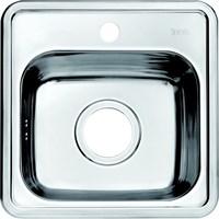 Мойка нержавеющая сталь полированная 380*380 Strit S IDDIS STR38P0i77