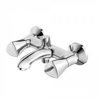 Смеситель для ванны с керамическим дивертором Bounce IDDIS BOUSB02i02WA (BOUSB02i02WA)