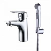Смеситель для умывальника с гигиеническим душем Torr IDDIS TORSB00i08