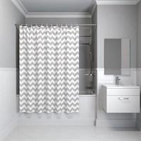 Штора для ванной комнаты 180*180см полиэстер B07P118i11 IDDIS (B07P118i11)