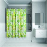 Штора для ванной комнаты 180*180см полиэстер P01P118i11 IDDIS (P01P118i11)