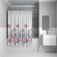 Штора для ванной комнаты 180*180см PEVA P06PV11i11 IDDIS (P06PV11i11)