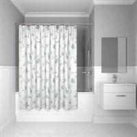 Штора для ванной комнаты 200*200 см полиэстер elegant silver IDDIS SCID132P (SCID132P)