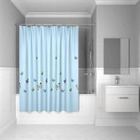Штора для ванной комнаты 200*200 см полиэстер blue butterfly IDDIS SCID031P (SCID031P)