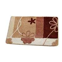 Коврик для ванной комнаты 50*80 см акрил dance flower IDDIS MID030A