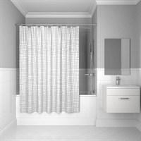 Штора для ванной комнаты 200*180 см полиэстер Silver Gauze  IDDIS 341P20RI11 (341P20RI11)