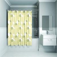 Штора для ванной комнаты 200*240 см полиэстер ID cream balls 230P24RI11 (230P24RI11)
