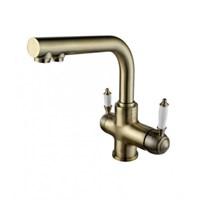 Смеситель Lemark Villa LM4861B для кухни  с подключением к фильтру с питьевой водой