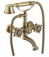 Смеситель для ванны Zorg (арт. A 2001W-BR)