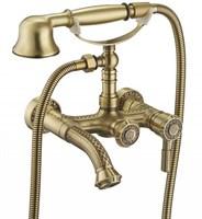 Смеситель для ванны Zorg  (A 200W-BR)
