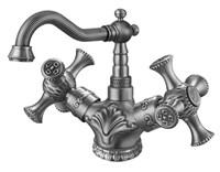 Смеситель для раковины Zorg (арт. A 7009U-SL)