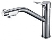 Смеситель для кухонной мойки Zorg под фильтр (арт. ZR 401 KF)