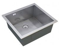 Мойка кухонная Zorg Hammer X ALTA 44x44x18 (арт. SH X 4444)