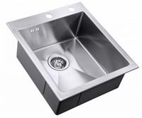 Мойка кухонная Zorg Inox X 45х51х20 (арт. X-4551)
