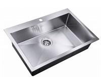 Мойка кухонная Zorg Hammer R DIVON 75х51х18  (SH R 7551)